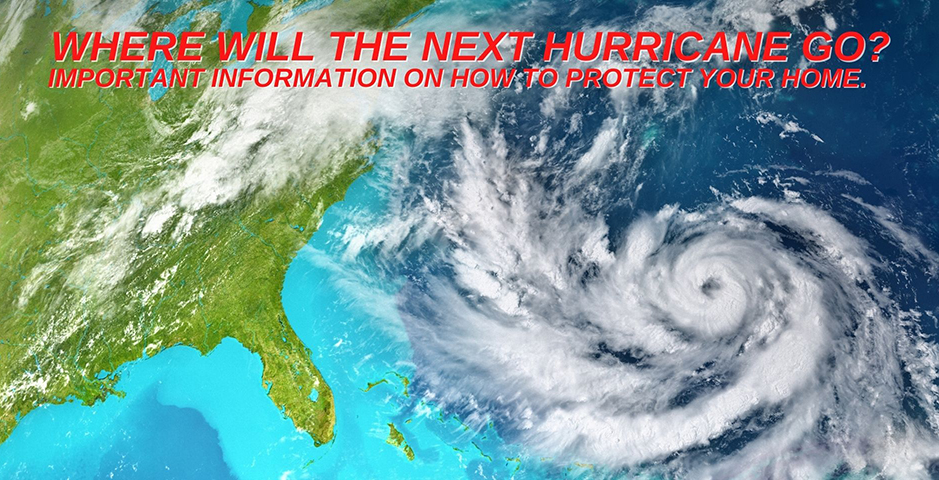 People living in South Florida should know a hurricane could travel anyplace